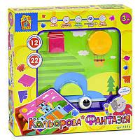 Мозаика Fun Game Кольорова Фантазія - 180806