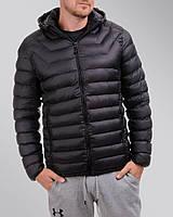 Чоловічий легкий европуховик куртка, фото 1