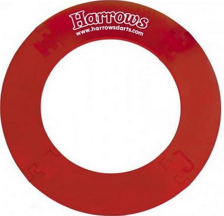 Защита для дартса из каучука Harrows Англия (без мишени), фото 2