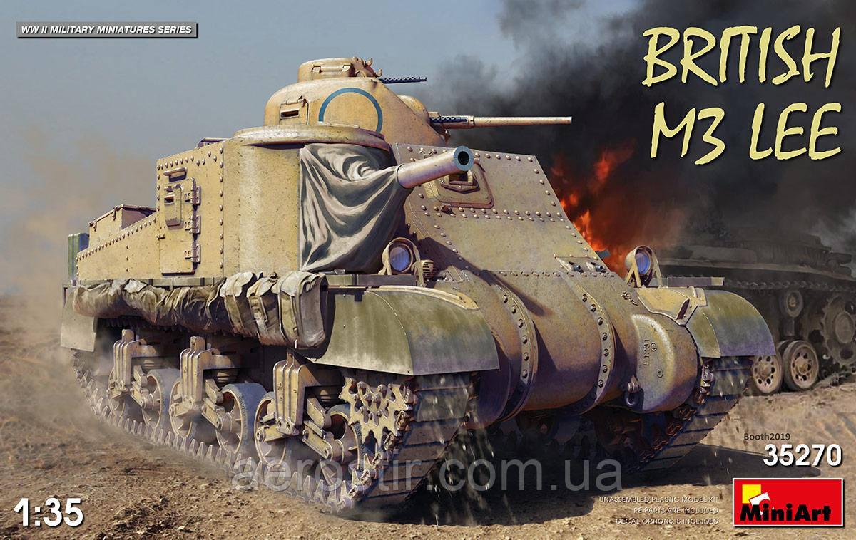 M3 Lee1/35 Miniart 35270