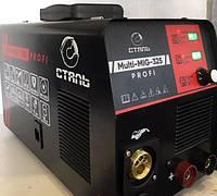 Сварочный полуавтомат Сталь MIG-325 PROFI 9 кВт,