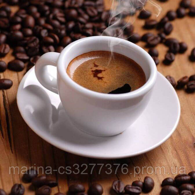 HoReCa кофе Espresso Strong - ТМ Свіжа Кава от Montana 1кг для эспрессо кофемашин купаж робуста 95% арабика 5%