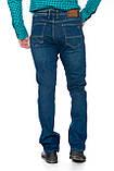 Джинсы Franco Benussi 18-715 TORINO темно-синие, фото 8