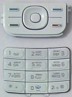 Клавиатура Nokia 5200/5300 white