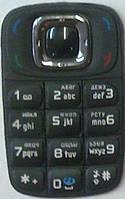 Клавиатура Nokia 6085 black orig