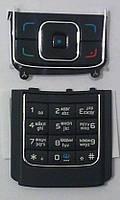 Клавиатура Nokia 6288 black orig