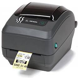 Принтер етикеток ZEBRA GK420T