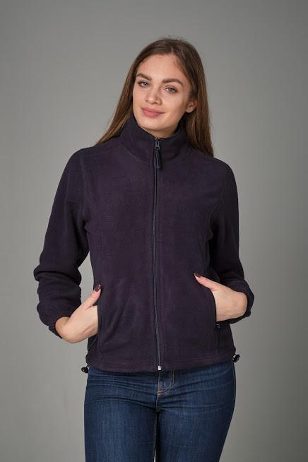 Женская флисовая куртка JHK POLAR FLEECE LADY цвет темно синий (NY)