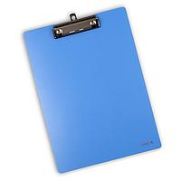 Клипборд А4 пластиковый Axent голубой 2515-07-A