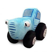 00663 Мягкая игрушка Синий трактор тм Копица
