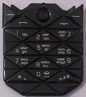 Клавиатура Nokia 7500 black