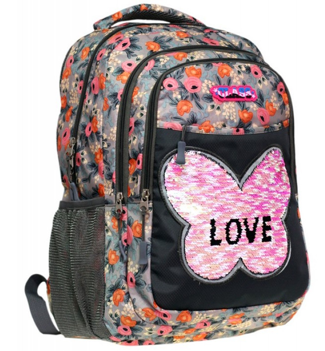 Рюкзак школьный CLASS Butterfly