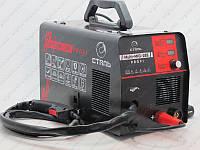 Сварочный полуавтомат Сталь MULTI-MIG-285 PROFI (6,5 кВт, 2 дисплея)