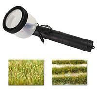 Флокатор для нанесения имитации травы для диорам, миниатюр