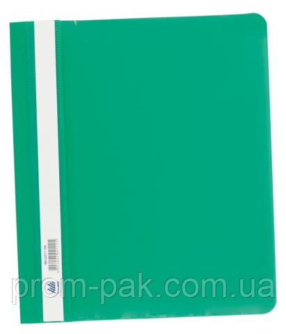 Скорошиватель палстиковый А5, зеленый