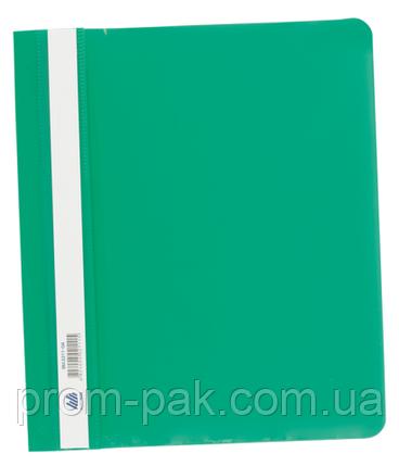 Скорошиватель палстиковый А5, зеленый, фото 2