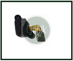 Шлейф для Samsung A705 Galaxy A70, сканера отпечатка пальца, черный
