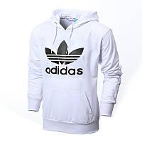 Толстовка женская Adidas / OMP-1014 (Реплика)