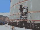 Установка для сварки вертикальных резервуаров, напольный тип ROWES, фото 3
