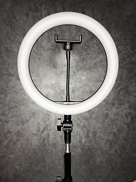 Кольцевая светодиодная LED Лампа 26см, кольцевой свет, селфи лампа