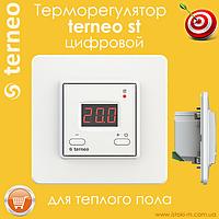 Терморегулятор цифровой для теплого пола terneo st