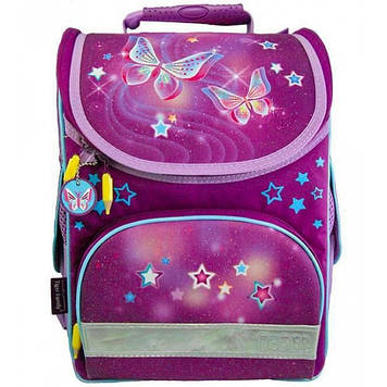 Ранец школьный ортопедический TIGER Family Nature Quest, Starry Butterflies
