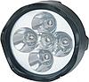 Ручной фонарь YAJIA YJ-1175 5LED, фото 5