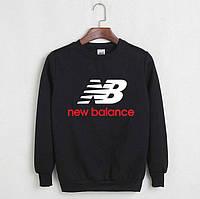 Свитшот New Balance FX72499 Черный Утепленный