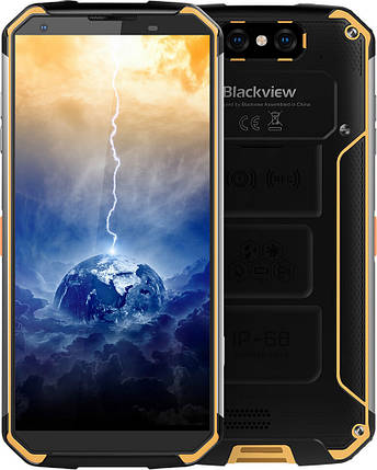 Смартфон Blackview BV9500 Plus 4/64Gb Yellow, фото 2