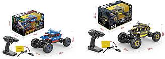Машина акумуляторна на р/к 699-106A/106 (24шт/2) 2 види, в кор. 32*22,5*18 см