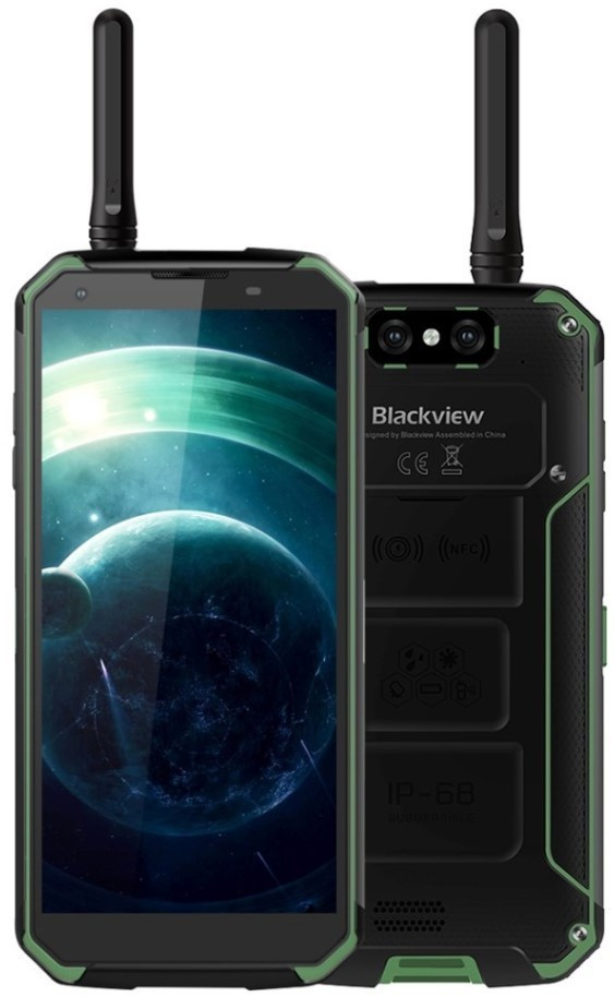 Смартфон Blackview BV9500 Pro 6/128Gb Green