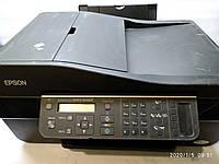 Струйное МФУ Epson stylus office BX 300F, без картриджей.