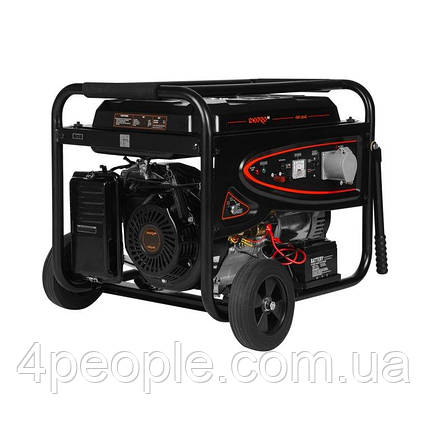 Генератор бензиновый Dnipro-M GX-50E|СКИДКА ДО 10%|ЗВОНИТЕ, фото 2