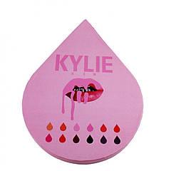 Набір рідких матових помад Kylie у вигляді краплі 12 штук