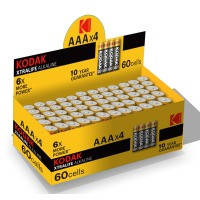 Батарейка KODAK XTRALIFE LR03 1x4 шт.