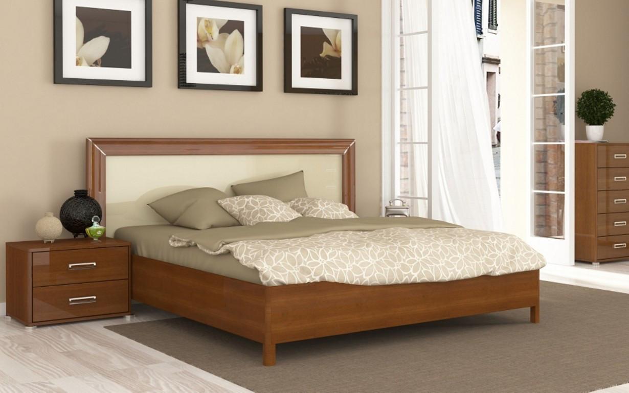 Кровать Белла с механизмом 160х200 см. МироМарк