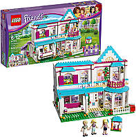Конструктор LEGO Friends Дом Стефани / Stephanie's House 622 детали 41314