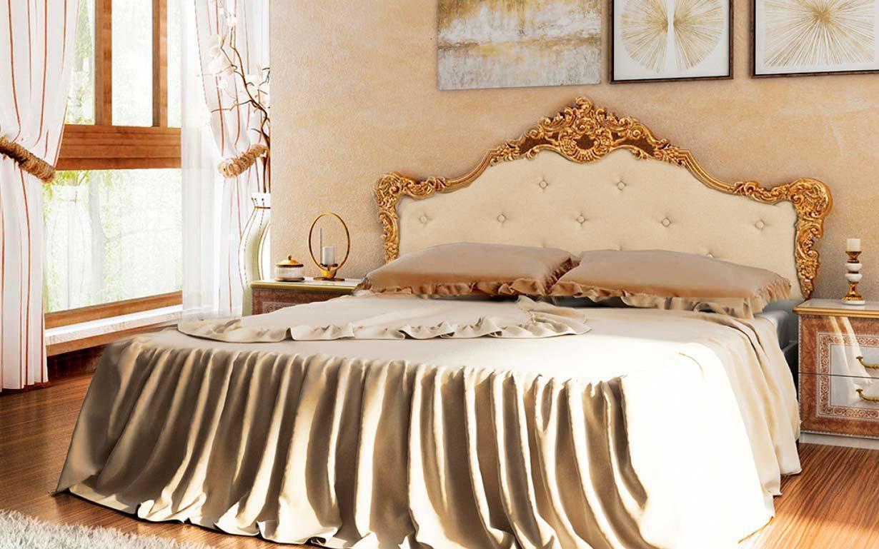 Кровать Дженнифер Мягкая спинка с механизмом 160х200 см. МироМарк