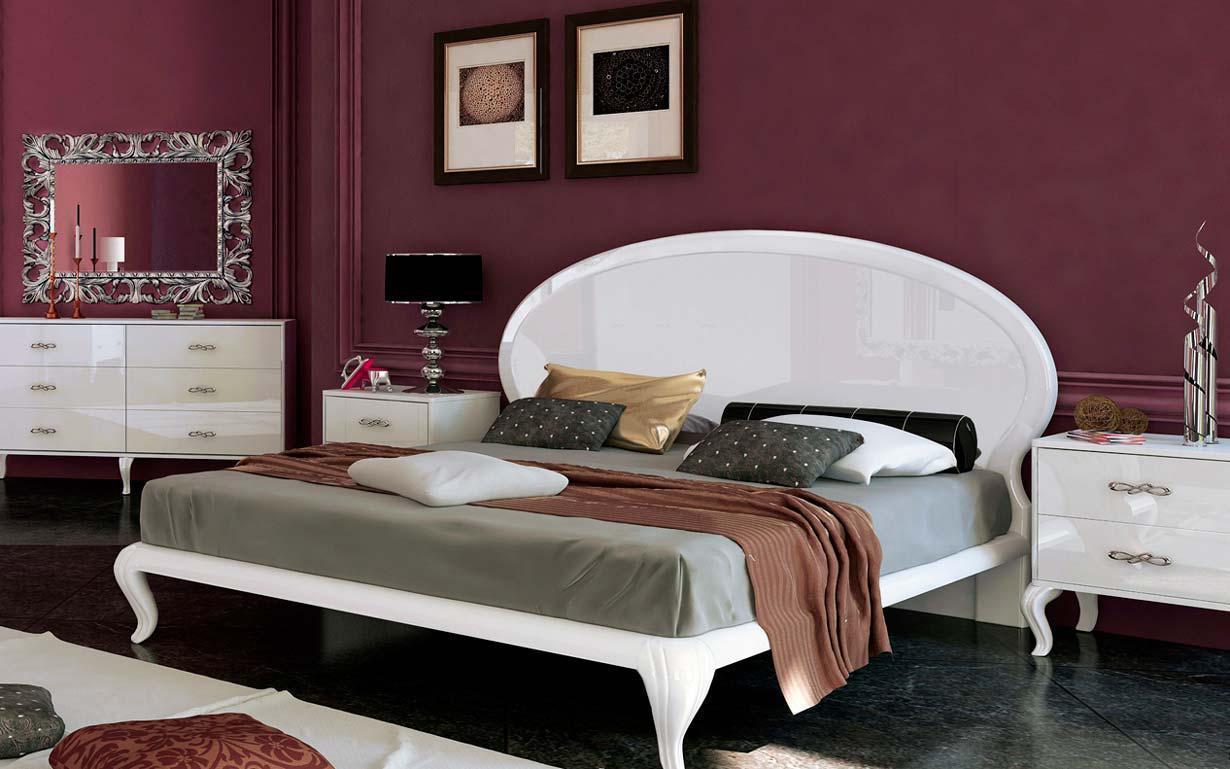 Кровать Империя 160х200 см. МироМарк