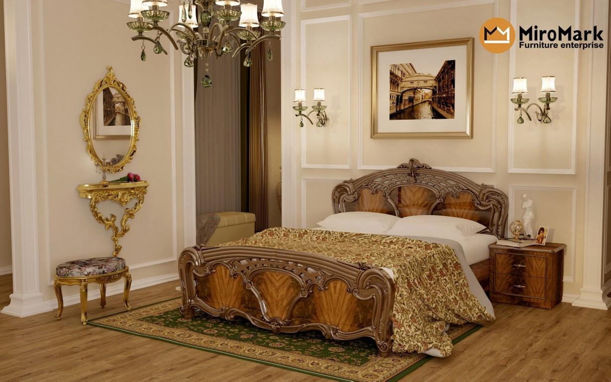 Кровать Олимпия с механизмом 160х200 см. МироМарк