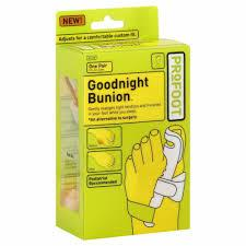 Бандаж фиксатор для большого пальца Goodnight Bunion