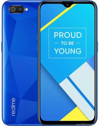 "Смартфон Oppo Realme C2 2/16Gb Diamond Blue, 13+2/5Мп, 2sim, 6.1"" IPS, 4000mAh, 4G (LTE), 8 ядер"