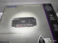 Струйное МФУ Epson XP-600, c картриджами