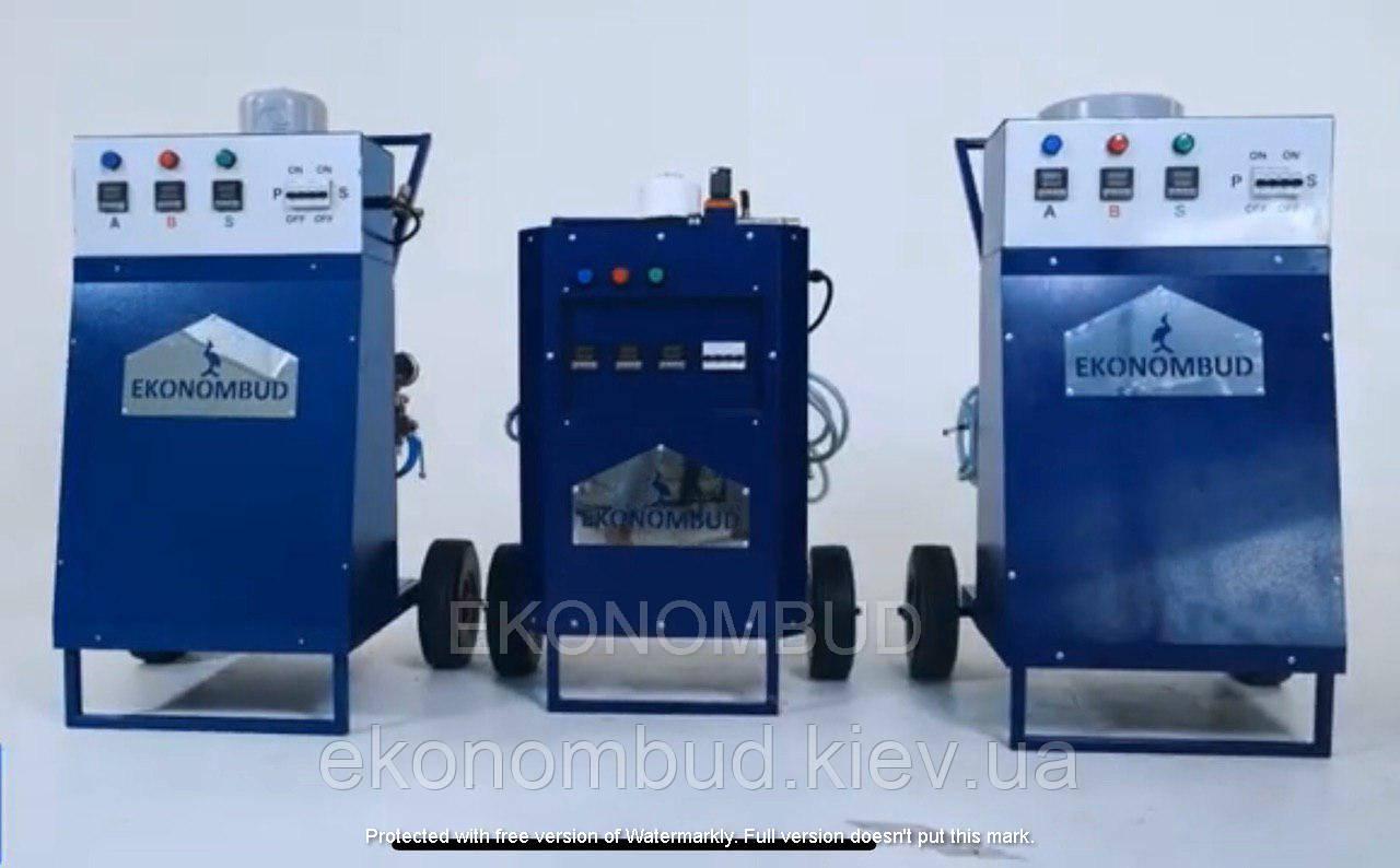 Бизнес2020! Оборудование для напыления пенополиуретана и полимочевины s10000|Установка ППУ