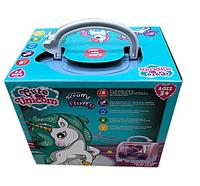 Единорог в переноске мягкая игрушка единорог DR5010