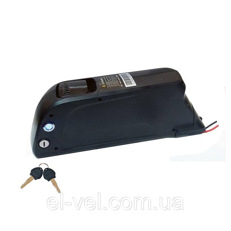 Аккумуляторная батарея (Panasonic) 36В 14.5Aч литиевая (ATLAS) с USB и зарядным 2А