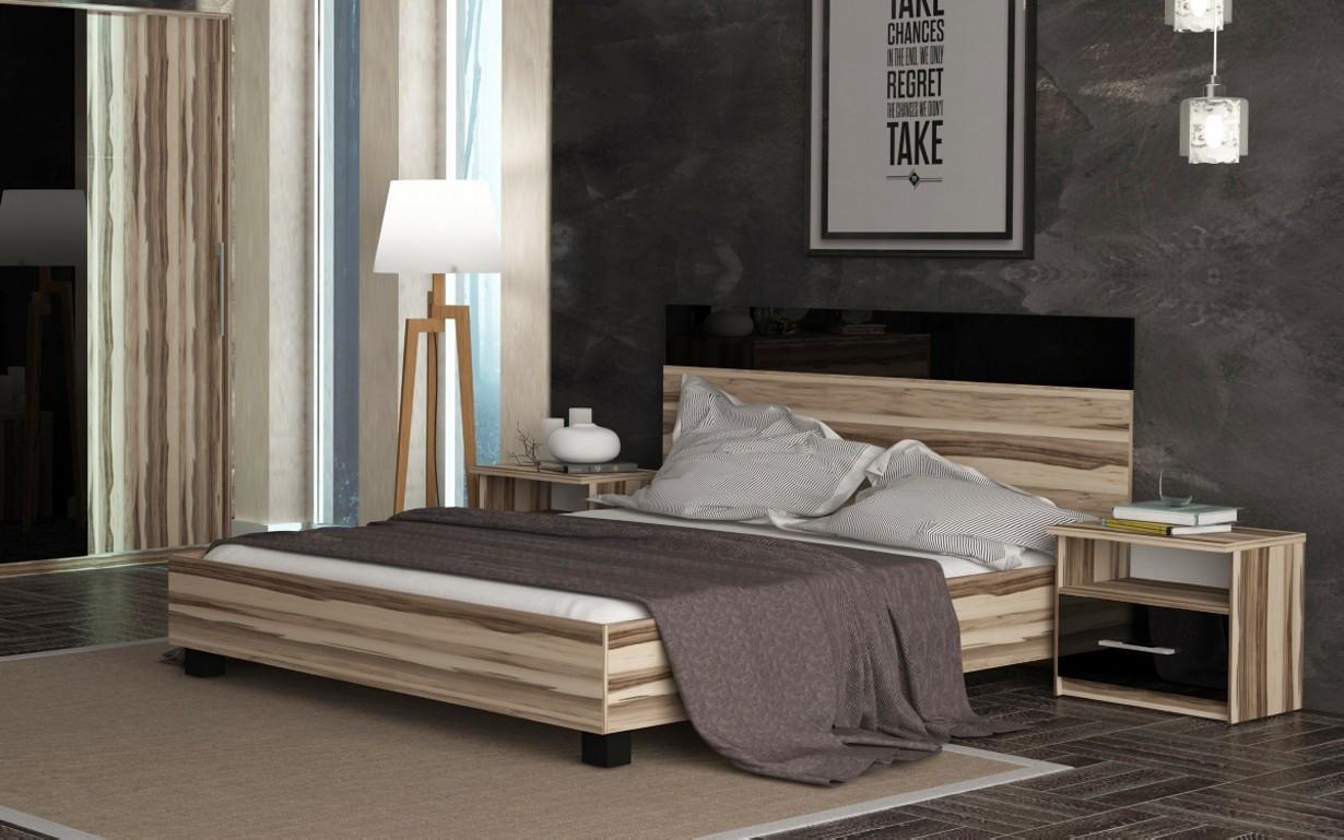 Кровать Соната с механизмом 160х200 см. МироМарк