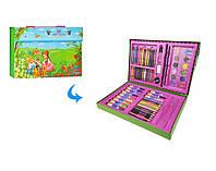 """Детский набор для творчества """"Сказка """" Набор для творчества MK 3226 фломастеры карандаши акварельные краски"""