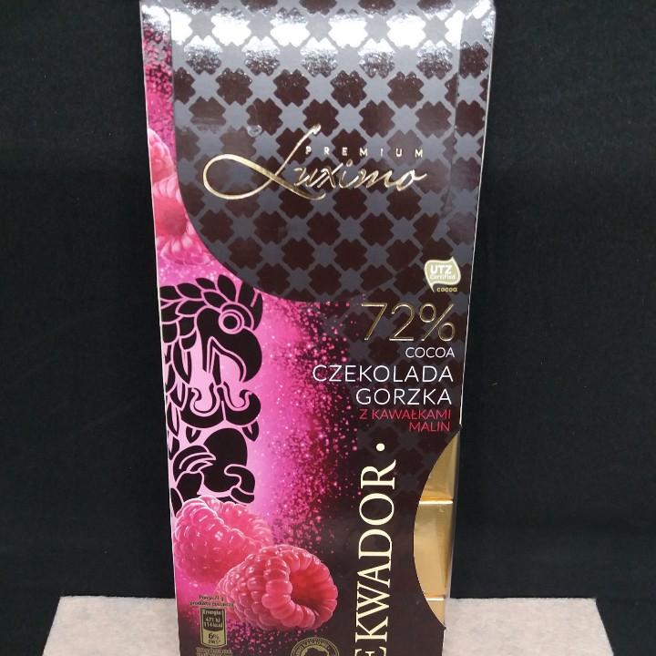 Шоколад Luxima premium