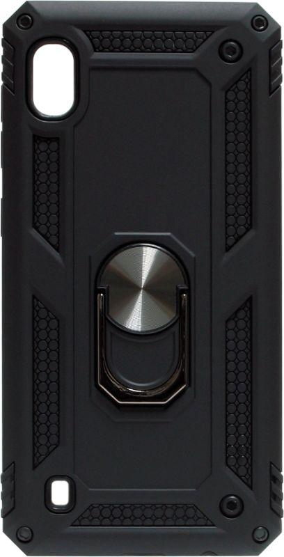 Накладка SA A105 black Hard Defence Honor New